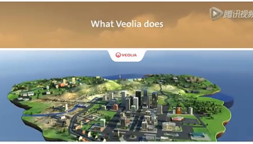 Veolia - Waste sorting and recycling