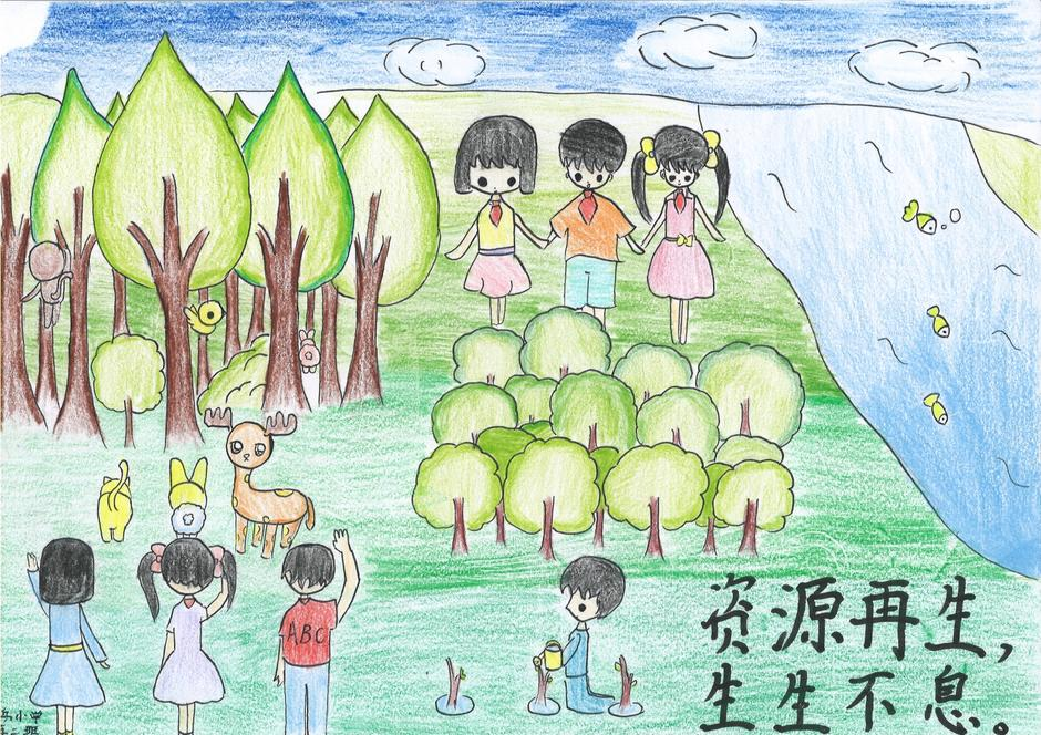 Biodiversity Drawing Competition, Drawing Campaign, International Biodiversity Day